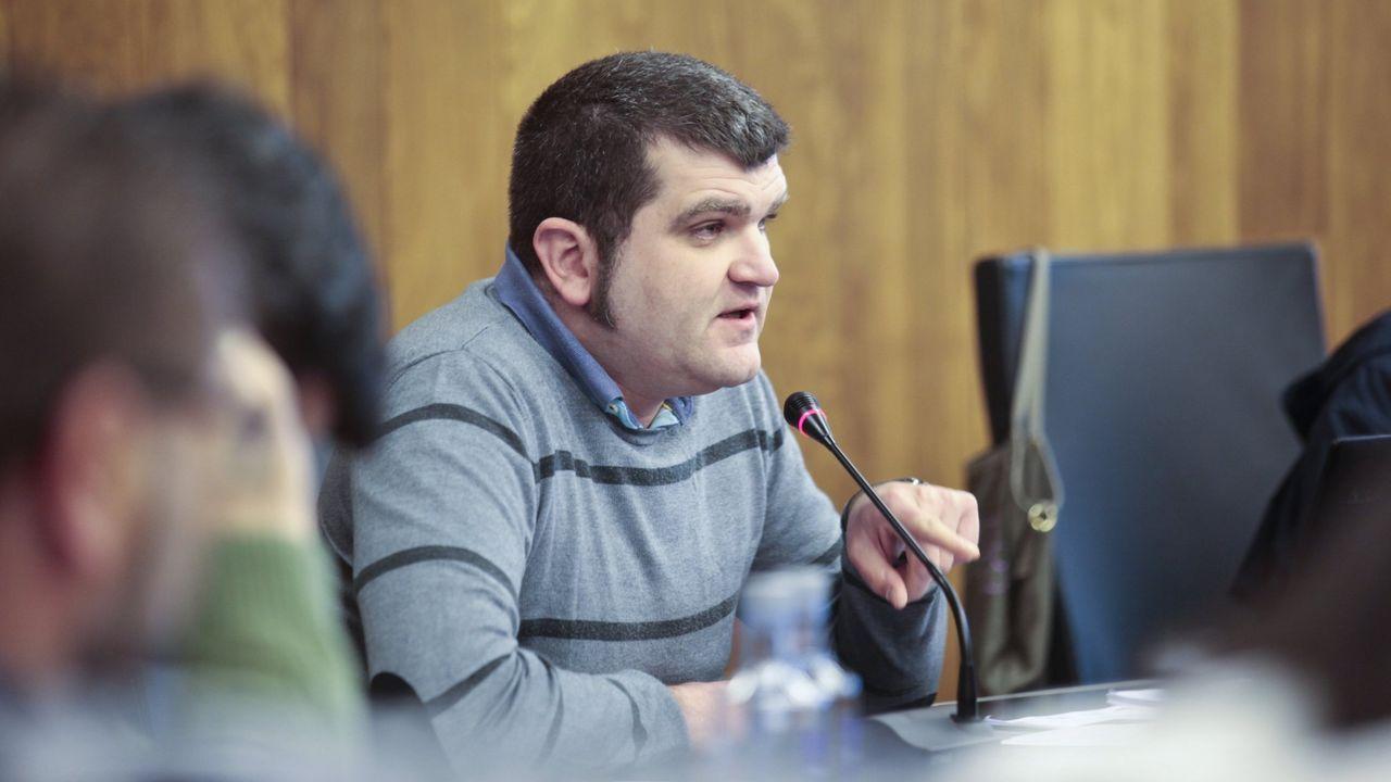 El presidente de la Diputación de A Coruña: «C's debería saber que Paco Vázquez quiere que gane el PSOE»