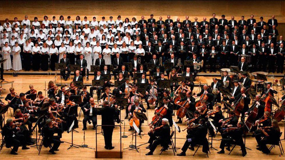Concierto de la Fundación Princesa de Asturias