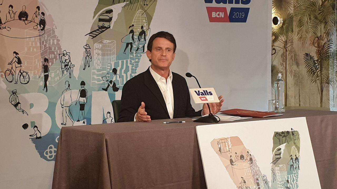 Toni Roldán: «No me voy porque yo haya cambiado sino porque Ciudadanos ha cambiado».Valls anunció su apoyo a Colau para frenar al independentismo