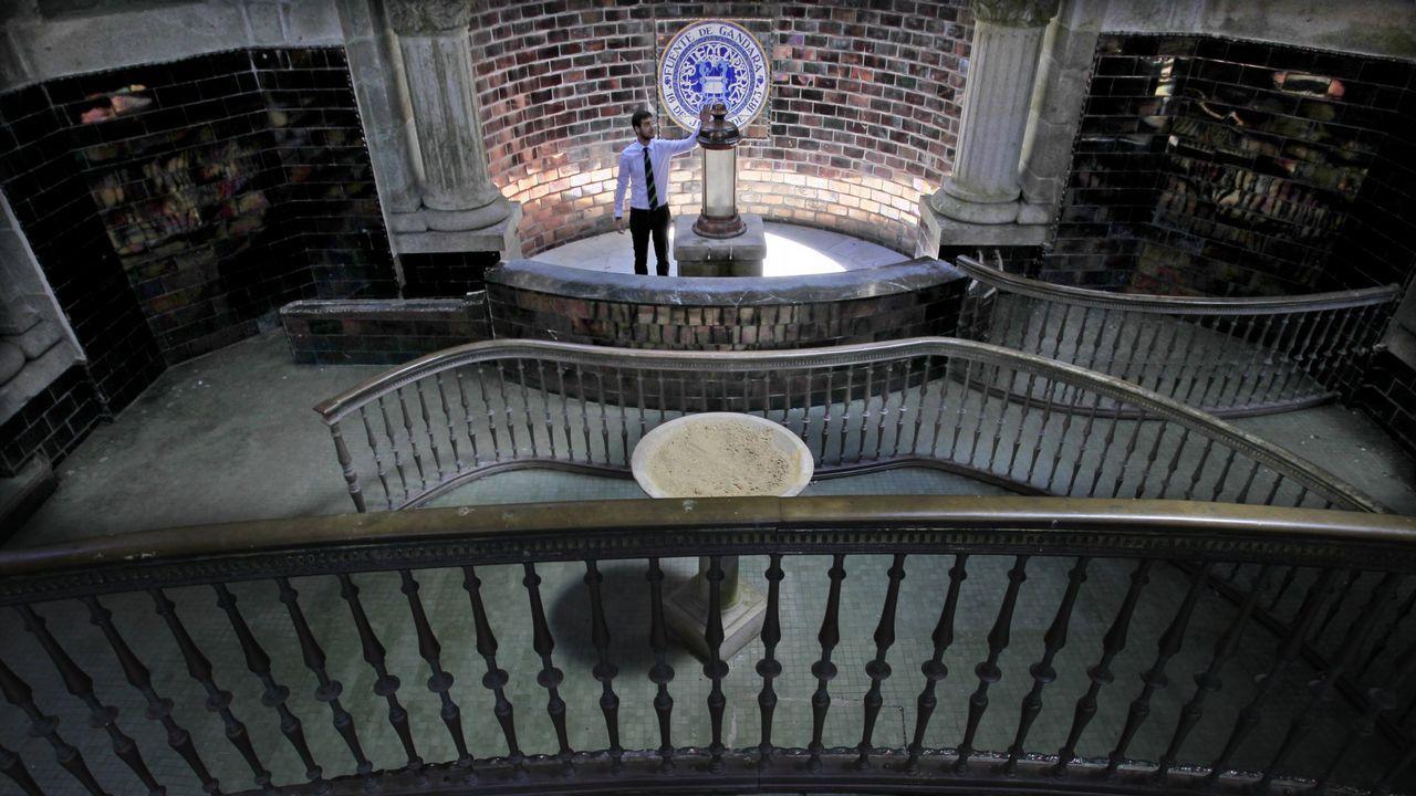 El monasterio de las salesas reales de Teis