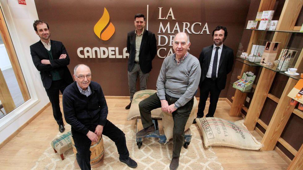Los reyes gallegos del café.