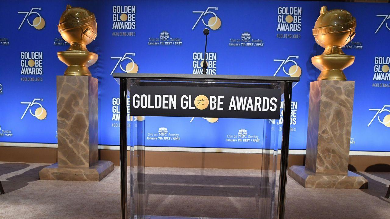 Globos de oro.Anuncio de nominaciones en Beverly Hilton Hotel