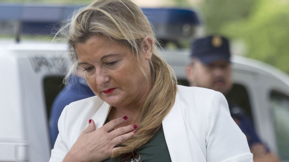 ausbanch.Virginia Lopez Negrete, abogada de Manos Limpias