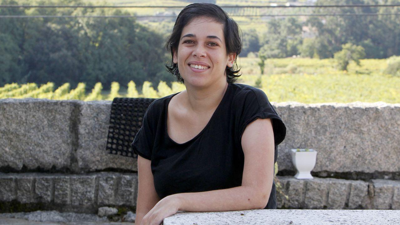 María de la Fuente Freire: «Sí existe una discriminación a las científicas que quieren tener hijos».Murallas del «oppidum» de San Cibrao de Las. La tecnología demostró que los muros suponían una barrera visual, tanto desde dentro como desde fuera del recinto, para proteger un espacio religioso