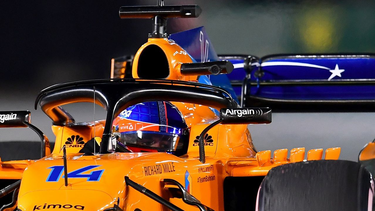 Asturias despide a Fernando Alonso.Fernando Alonso