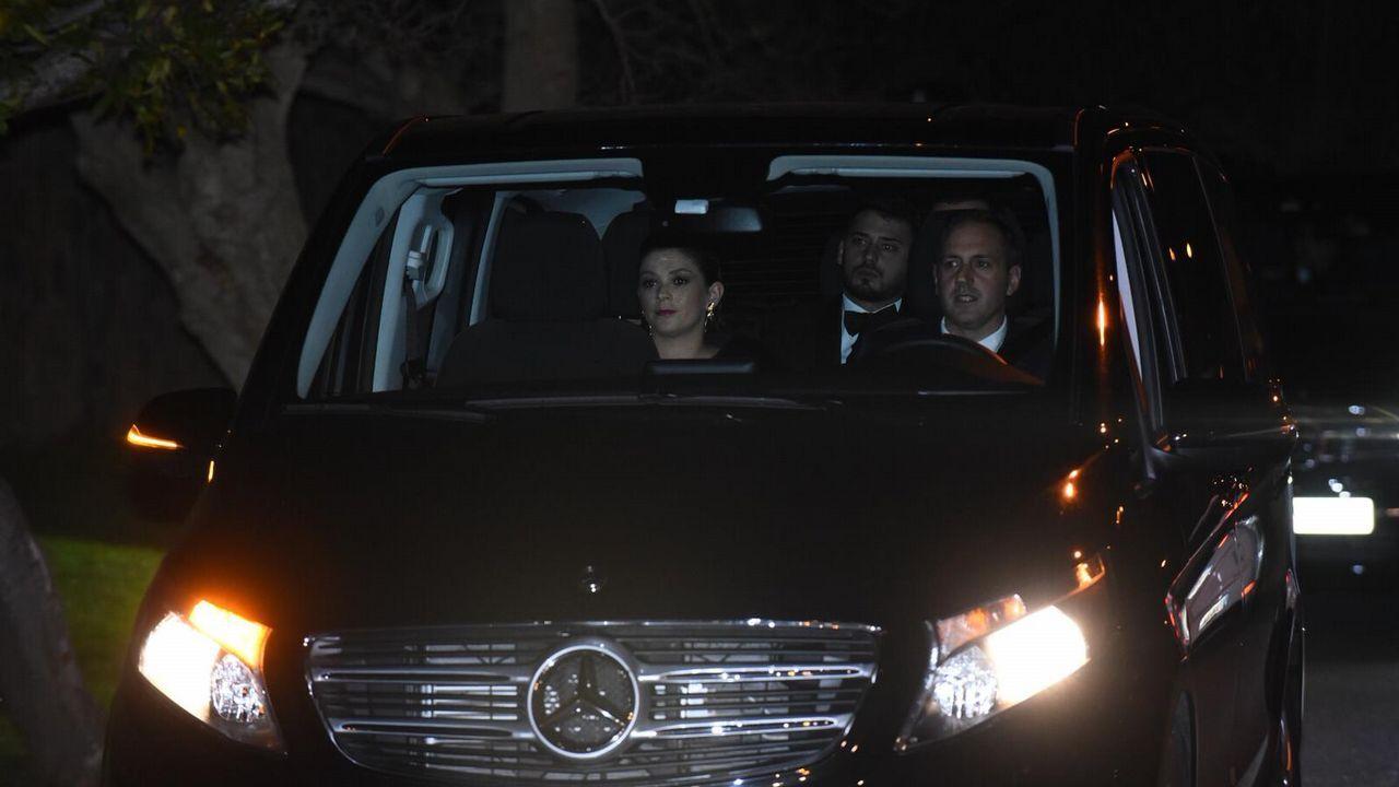 Los padres de Carlos, Roberto Torretta y Carmen Echevarría