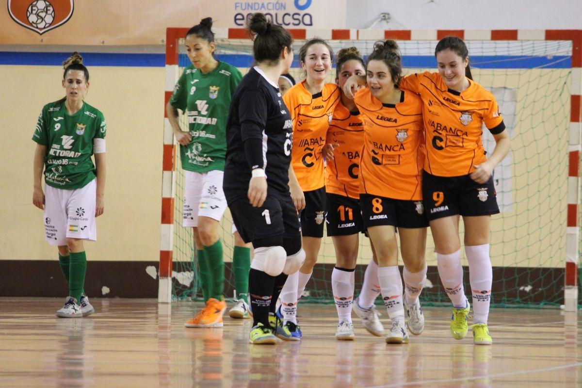 Primera División femenina de Fútbol sala: Viaxes Amarelle - Guadalcacín