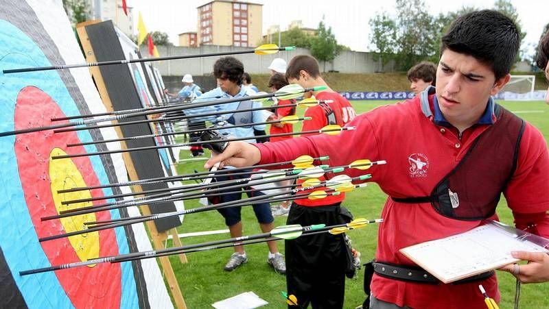 El Campeonato Gallego en sala toma el relevo del Nacional al aire libre de la pasada primavera.