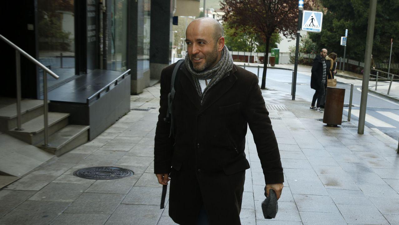 Luis Villares: «Hoxe non se aborda o caso Quinteiro»