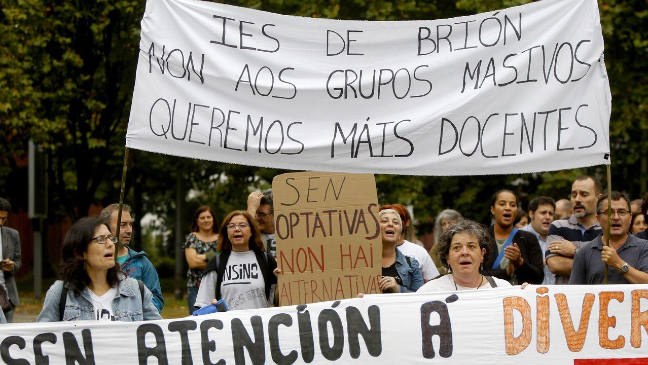 Manifestación día de las personas sordas