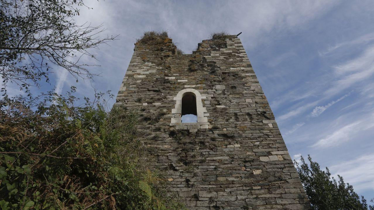Torres de Caldaloba (Cospeito)