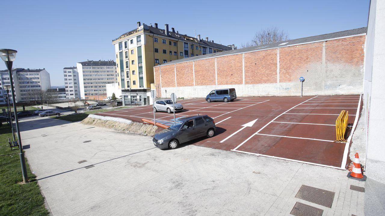 Chequeo a los siete aparcamientos disuasoriosde Lugo