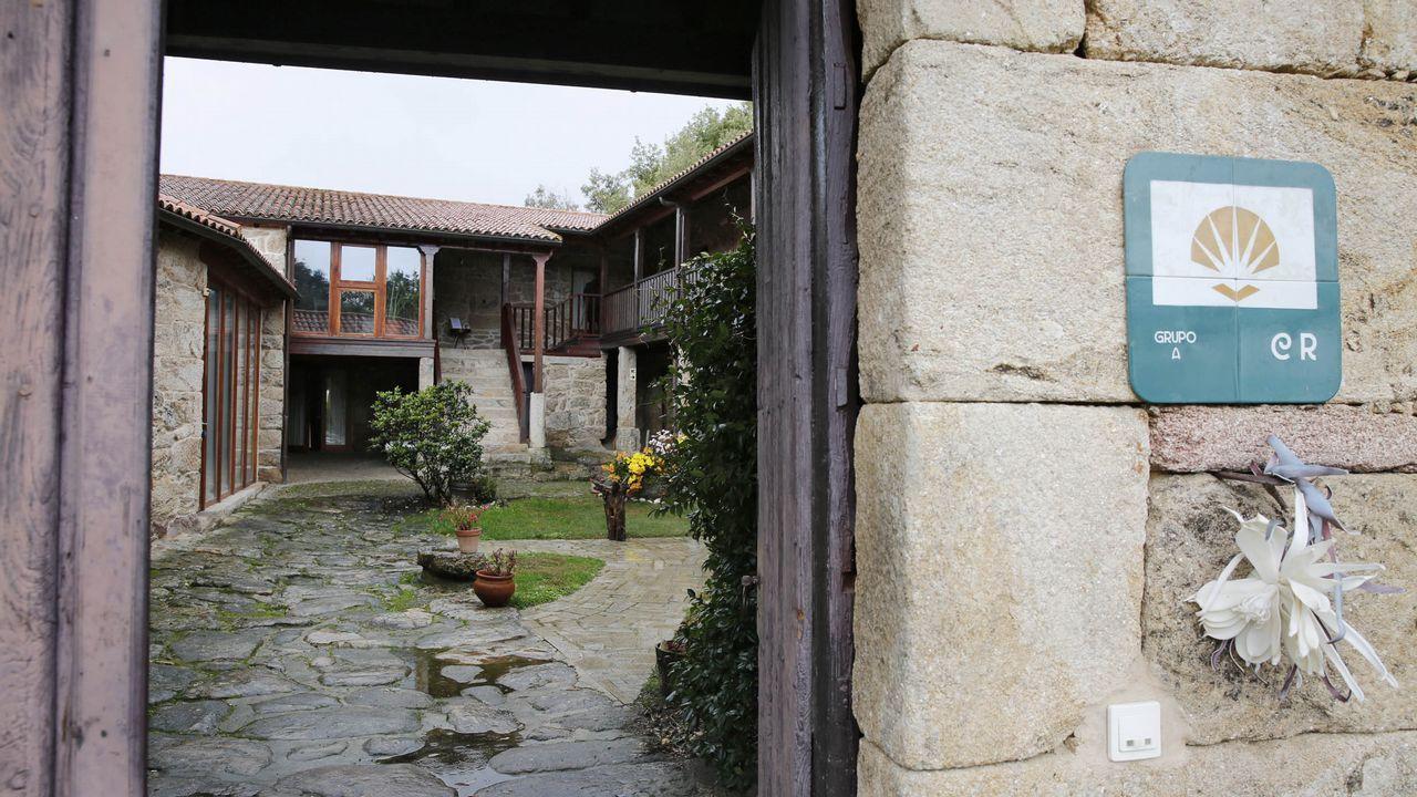Imagen de la residencia de ancianos de Felechosa