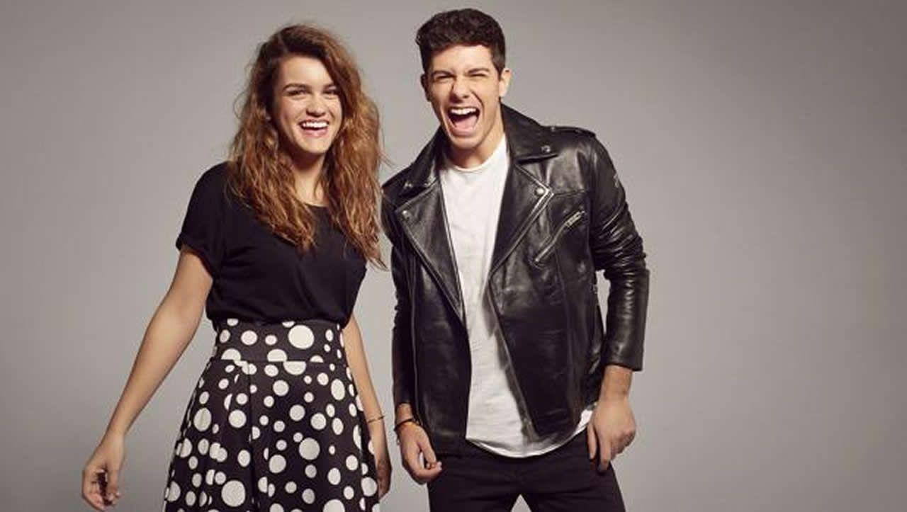 Amaia y Alfred contestan si habrá o no beso en Eurovisión