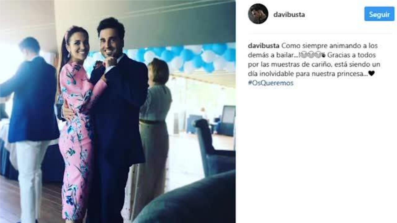 El baile más polémico de David Bustamante y Paula.