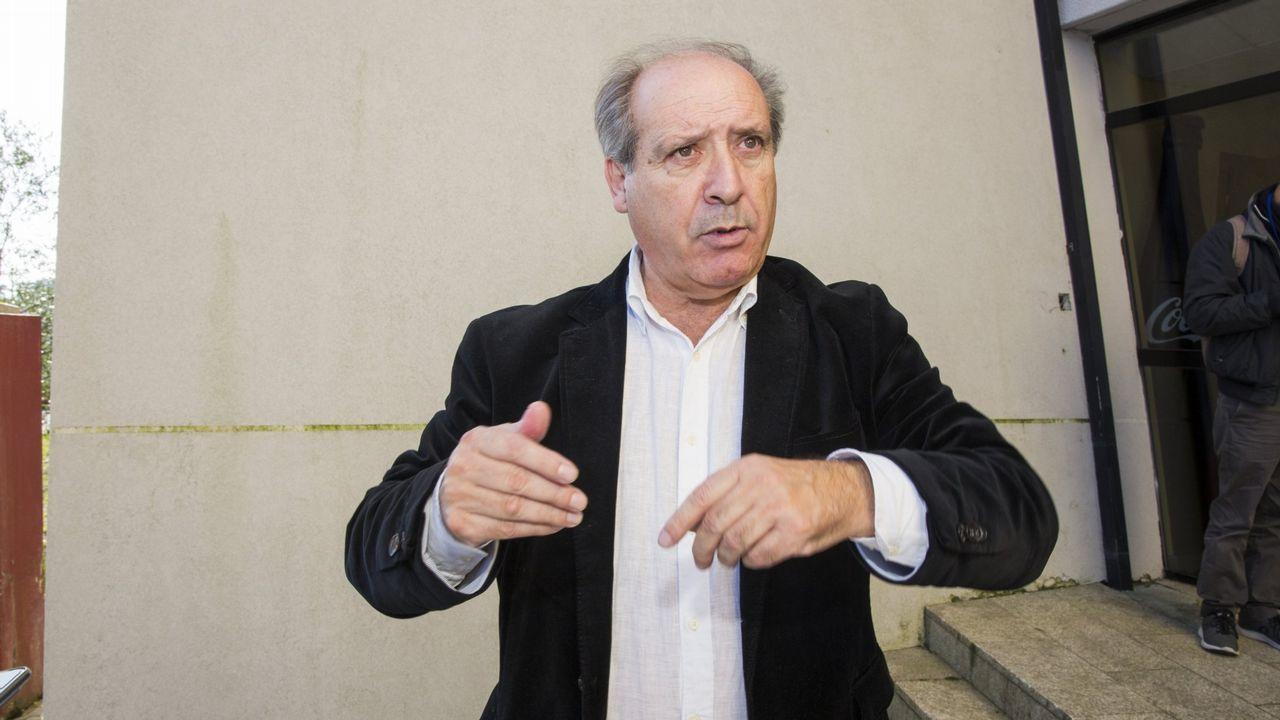 JOSÉ GARCÍA LIÑARES (alcalde de Cerceda): Es el último político condenado en Galicia. Dimitió como diputado provincial, pero se resiste a dejar la alcaldía hasta que se vea su recurso