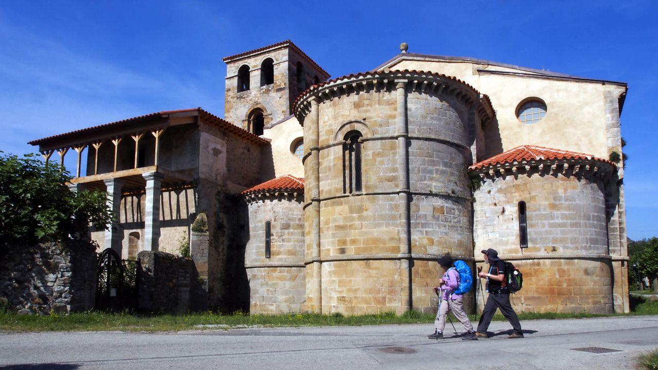 .Monasterio de Cornellana