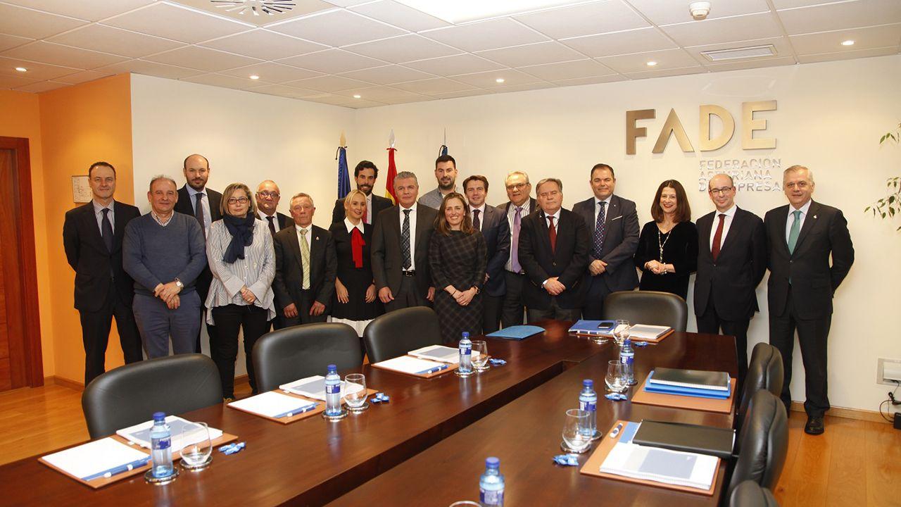 .Consejo ejecutivo de FADE