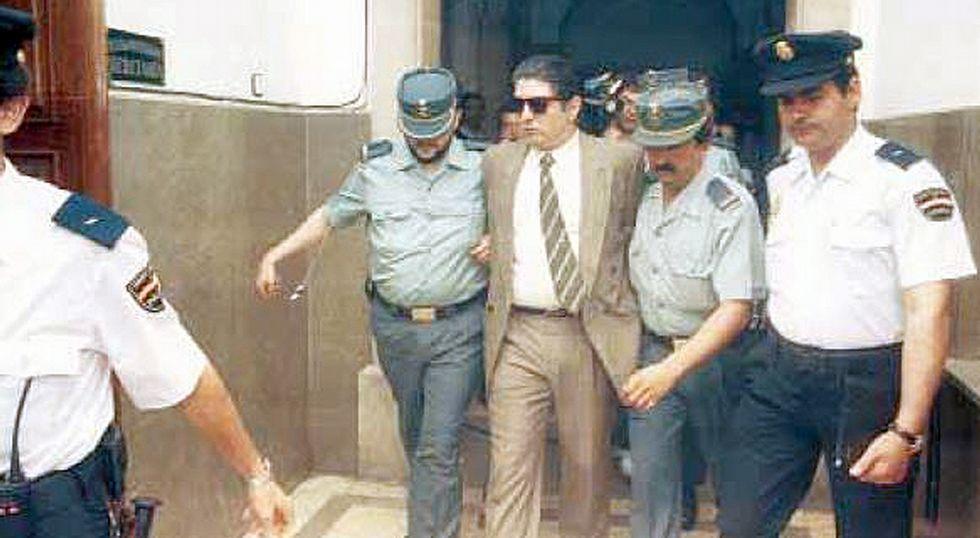 El violador de la Paz era el del ascensor.El violador del estilete en Oviedo