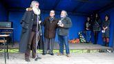 Entrega del premio Ramón Piñeiro: Facer país en Láncara