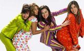 Las protagonistas de Sofocos, en una de las imágenes promocionales de la comedia musical.