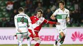 El Rayo Vallecano y el Elche cerraron la vigesimosegunda jornada de Liga de Primera División.