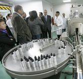 Los laboratorios fueron inaugurados en 2008.