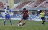 Jorge Rodríguez no seguirá jugando en el Pontevedra la próxima campaña en Segunda B.