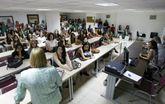 Estudiantes de Enfermería que consiguieron plaza en las convocatorias de años anteriores.