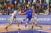 El Ademar fue el último partido que disputaron los teucristas en casa el pasado sábado.