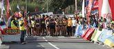 Cerca de 1.500 corredores participaron en la prueba de Novo Mesoiro, la segunda del circuito Coruña Corre.