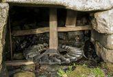 Un rodicio del Muíño de Abaixo, todavía en uso
