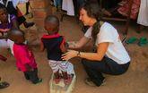 Ruth Conde trabaja ahora en la creación de una unidad de pediatría en Guinea Bissau.