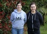 Cristina Caamaño e Carmen Rey forman o equipo que deu vida a Numenius.