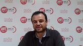Jenaro Martínez, secretario general de MCA-UGT Asturias