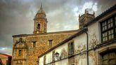 Centro histórico de Melide