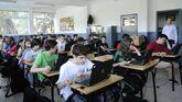 El colegio Sagrado Corazón de Lalín participó en primavera del 2015 en el proyecto para elaborar el informe PISA