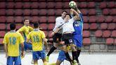 DICIEMBRE. El polígono se reencontró en Preferente con equipos como el Ourense CF y el Verín
