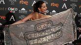 La actriz Cuca Escribano reivindica una mayor presencia femenina en el cine