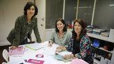 Mónica, Fátima y Victoria se asociaron tras cerrar su anterior empresa