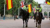 Para el Reino Unido se trata de la primera visita de este nivel desde los atentados terroristas ocurridos entre marzo y junio en Manchester y Londres