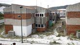 Casas de los maestros en Laxe