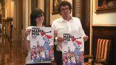 Presentación del cartel de las Fiestas de María Pita 2017