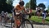 Alicia González Blanco es una de las mayores promesas del ciclismo.