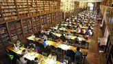 Biblioteca de la Facultad de Historia de Santiago