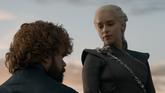 Tyrion y Daenerys en el episodio 7x05 de Juego de Tronos