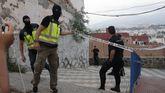 Operación policial en Melilla
