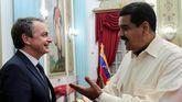 Zapatero y Maduro, en uno de sus encuentros