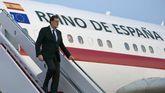 Rajoy llega a Washington