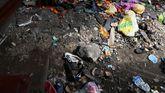 Calzado y otras pertenencias de las víctimas